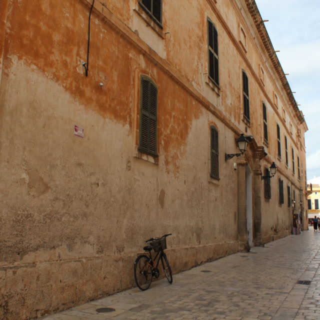 CUT - Locations - Menorca - Ciutadella