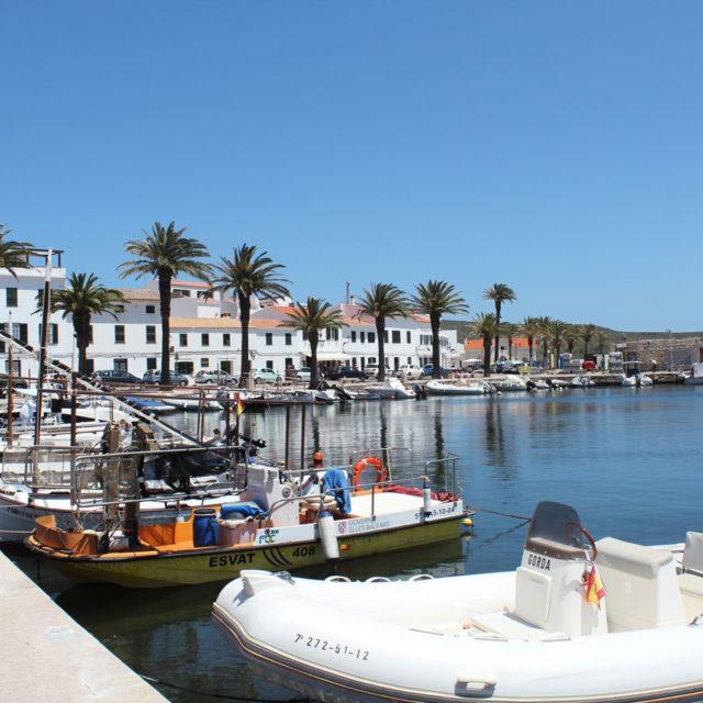 CUT - Locations - Menorca - Fornells