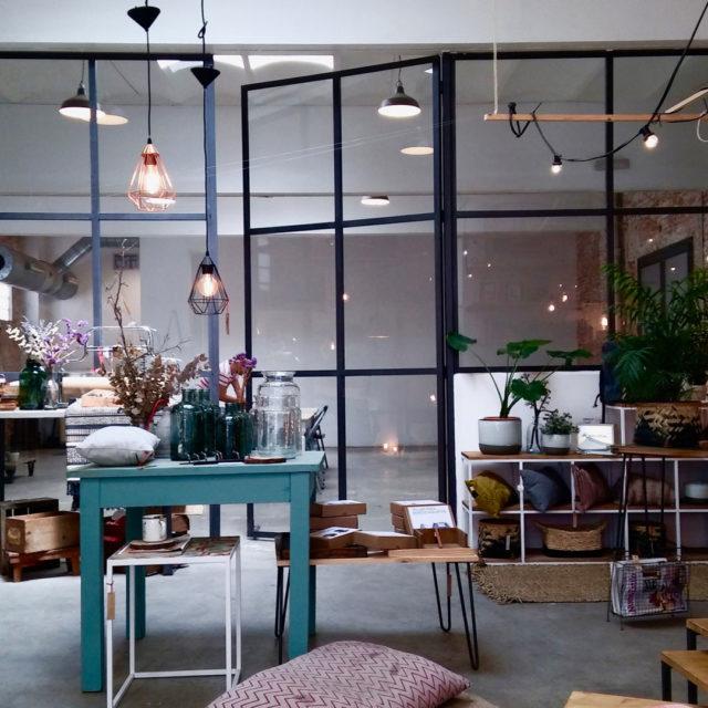 CUT - Locations - Barcelona - Loft