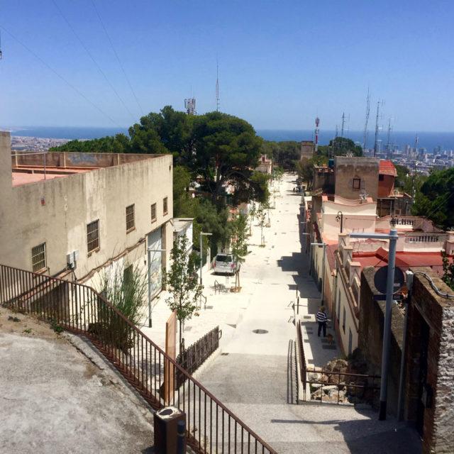 CUT - Locations - Barcelona - City