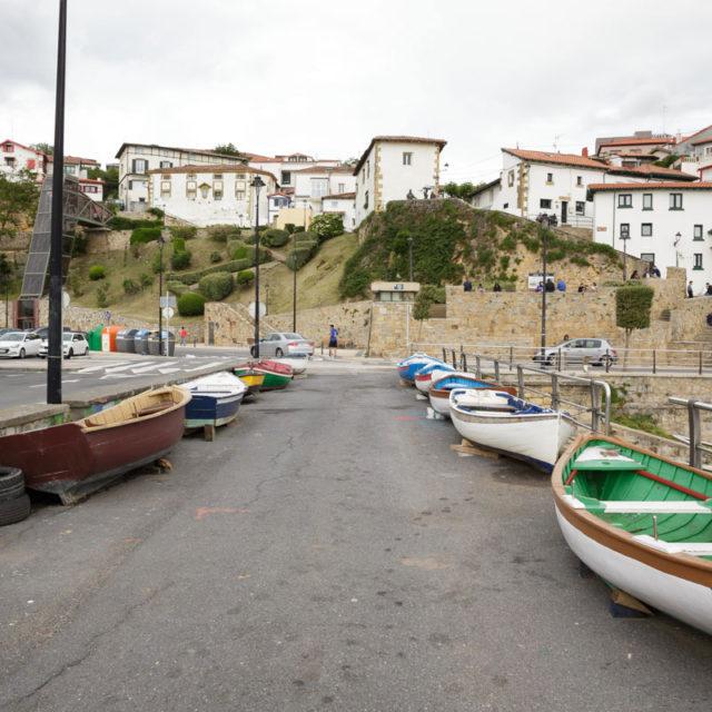 CUT - Locations - Bilbao - Ciudad - Puerto Antiguo