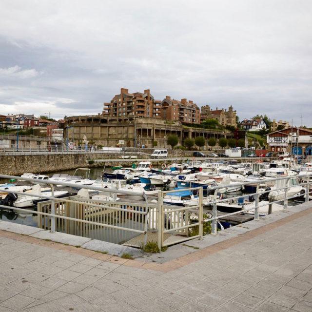 CUT - Locations - Bilbao - Ciudad - Puerto Deportivo