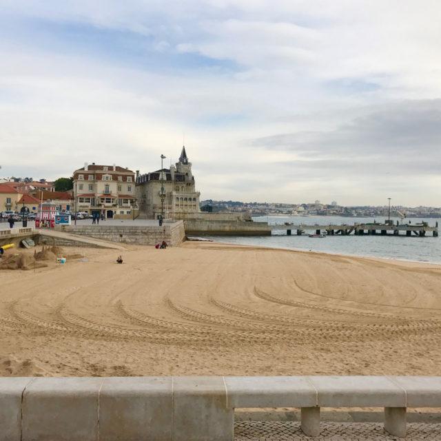 CUT - Locations - Lisbon - Cascai - Playas y costas