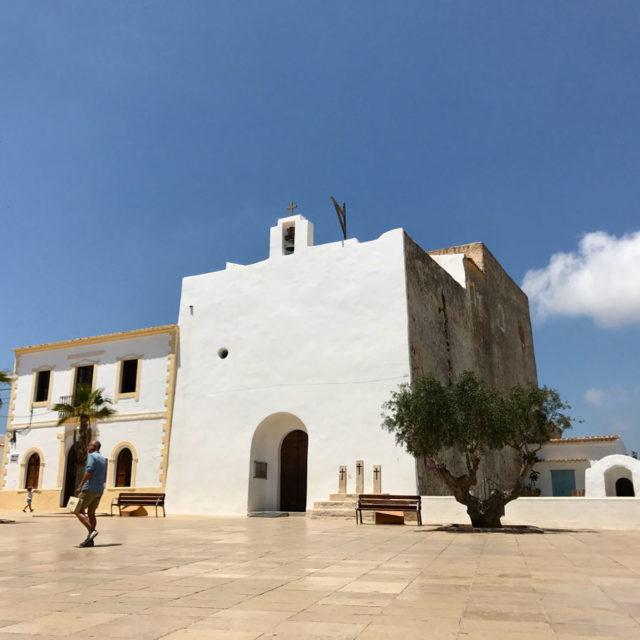 CUT - Locations - Formentera - Sant Francesc Xavier