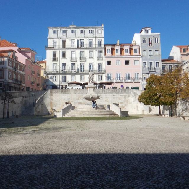 CUT - Locations - Lisbon - Largo Dr. Jose Figuereido