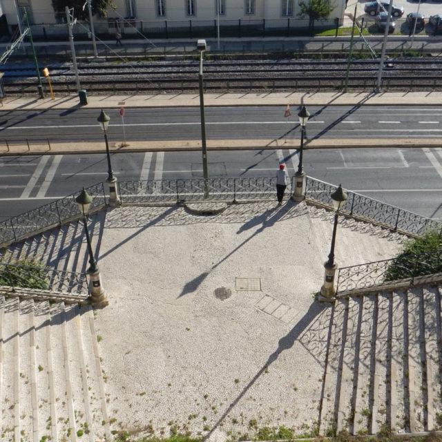 CUT - Locations - Lisbon - Santos Stairs