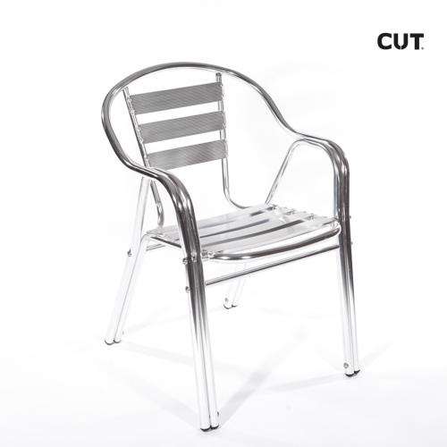 Fashion props chair terrace aluminium 04