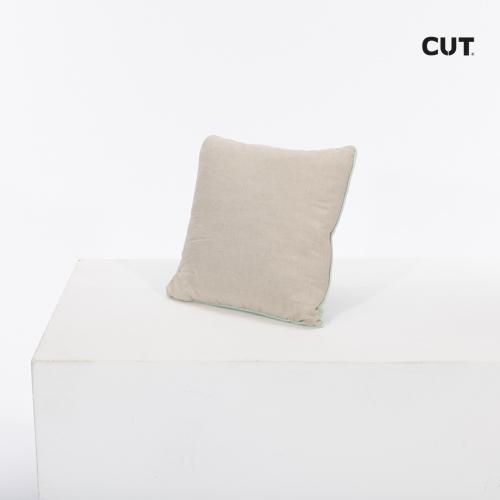 cushion beige square