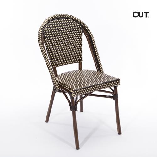 Fashion props in Spain chair brown paris 04