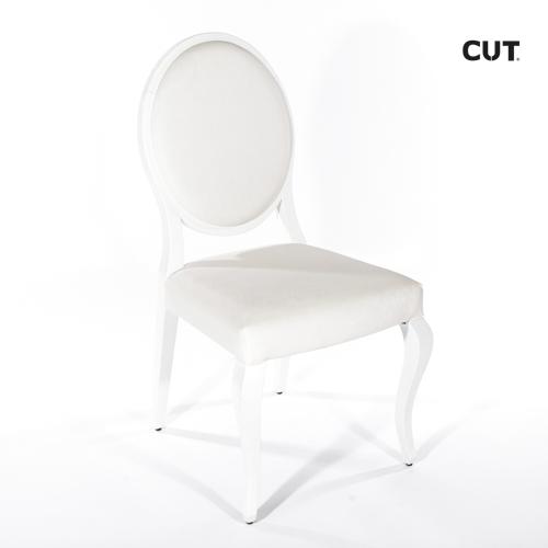 Fashion props in mallorca chair white classic 04bis
