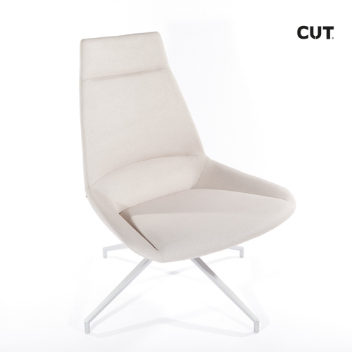 Fashion props in spain chair pale grey design 04