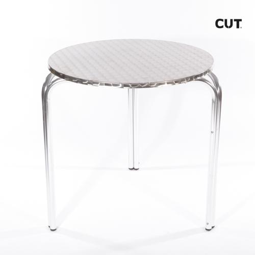 Fashion props table terrace garden aluminium 01