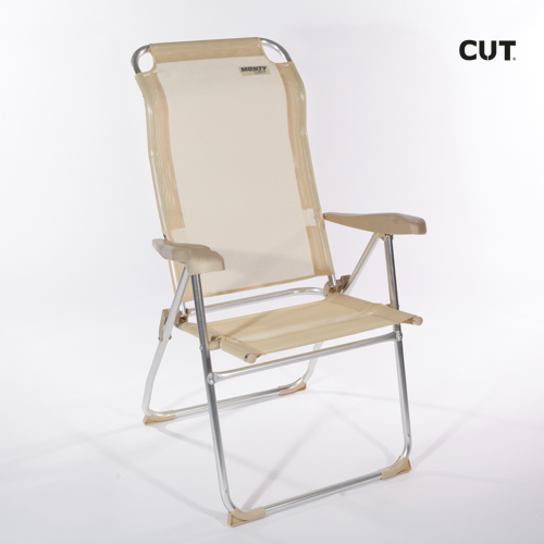 Photo session props chair cream camping 04