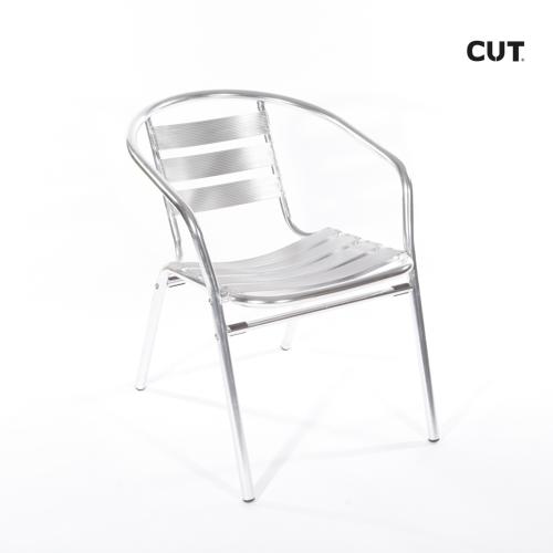 Photo session props chair terrace aluminium 04