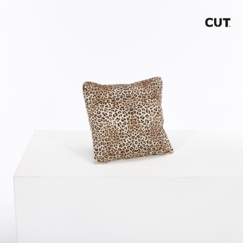 Photo session props cushion leopard print 01