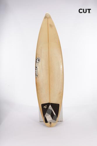 surf board cream line classic