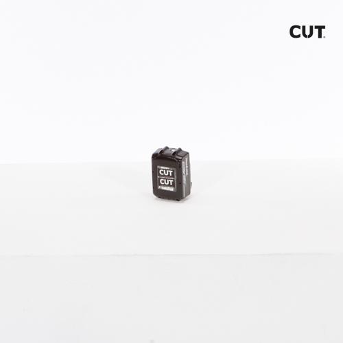 Photography props battery black Makita CUT 01