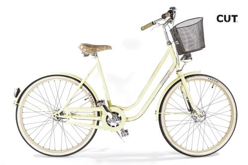 Photoshoot props bike ride yellow 01