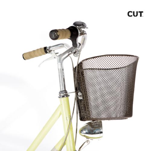 Photoshoot props bike ride yellow 04