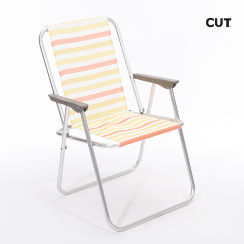 Photoshoot props chair camping stripes 04