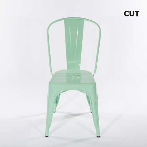 Photoshoot props chair green 01