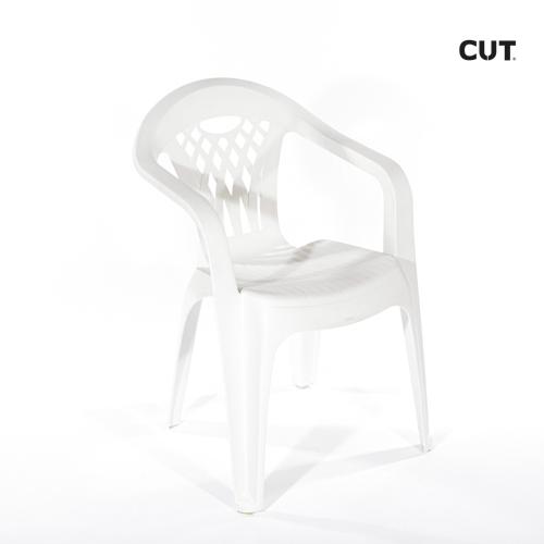 Photoshoot props chair white garden 04bis