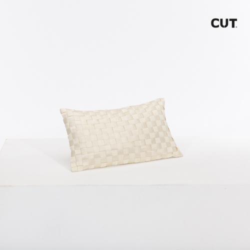 Ivory weave rectangular