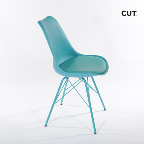 Props in Mallorca chair blue modern 04