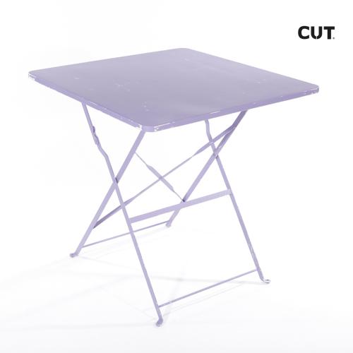 Props in mallorca table purple garden folding 03