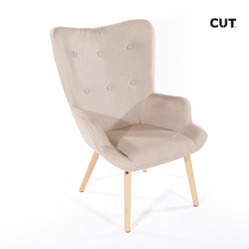 Props in spain chair cream armchair 04